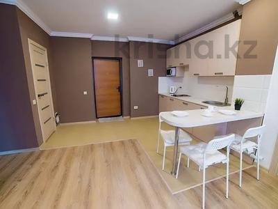 3-комнатная квартира, 95 м², 2/25 этаж посуточно, Каблукова 38г за 16 000 〒 в Алматы, Бостандыкский р-н — фото 8