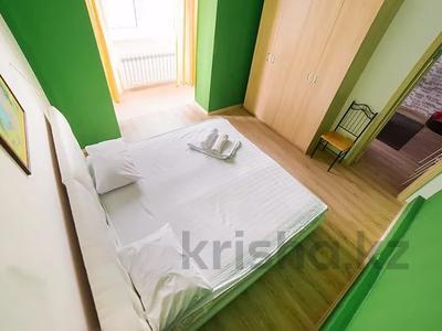 3-комнатная квартира, 95 м², 2/25 этаж посуточно, Каблукова 38г за 16 000 〒 в Алматы, Бостандыкский р-н — фото 2