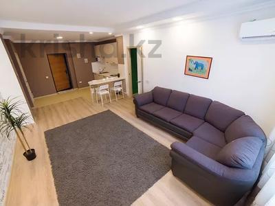 3-комнатная квартира, 95 м², 2/25 этаж посуточно, Каблукова 38г за 16 000 〒 в Алматы, Бостандыкский р-н — фото 6