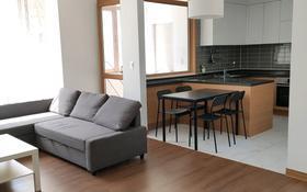 2-комнатная квартира, 80 м², 14/25 этаж помесячно, Туран 5 за 250 000 〒 в Нур-Султане (Астана), Есиль р-н