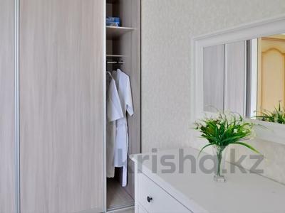 2-комнатная квартира, 80 м², 9/10 этаж посуточно, Момышулы 2/9 за 10 000 〒 в Нур-Султане (Астана), Алматы р-н — фото 4