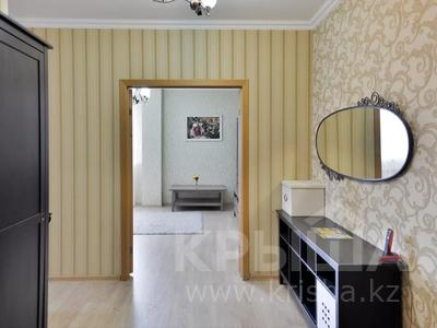 2-комнатная квартира, 80 м², 9/10 этаж посуточно, Момышулы 2/9 за 10 000 〒 в Нур-Султане (Астана), Алматы р-н — фото 11