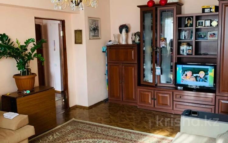 1-комнатная квартира, 42 м², 5/5 этаж, Шевченко — Ауэзова за 21.9 млн 〒 в Алматы, Алмалинский р-н