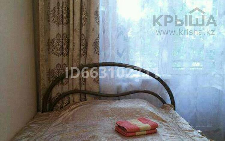 1-комнатная квартира, 25 м², 2 этаж посуточно, Пушкина 20 — Маметова за 4 500 〒 в Алматы