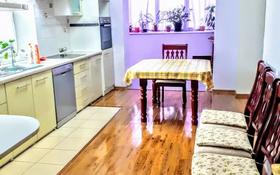 3-комнатная квартира, 110 м², 3/17 этаж помесячно, мкр Мамыр-1 за 200 000 〒 в Алматы, Ауэзовский р-н