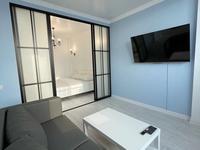 1-комнатная квартира, 42 м², 4/9 этаж посуточно, Айтеке би 30а за 18 000 〒 в Атырау