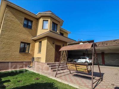 5-комнатный дом, 350 м², 10 сот., Шаляпина за 112 млн 〒 в Алматы, Наурызбайский р-н