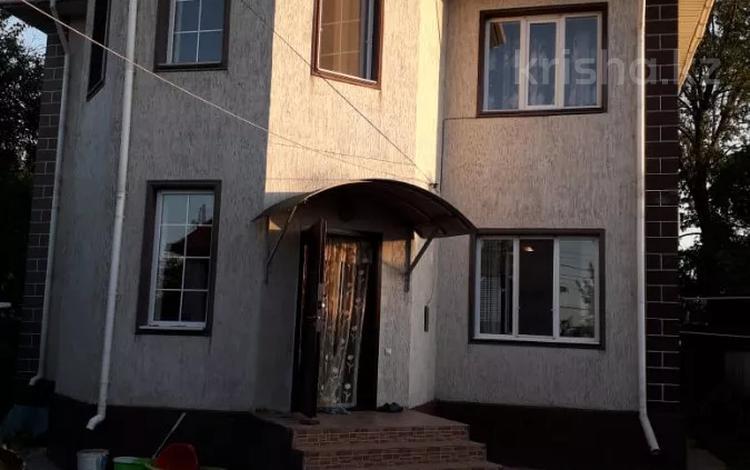 7-комнатный дом, 250 м², 6 сот., Кобикова — Клары Цеткин за 53 млн 〒 в Алматы, Турксибский р-н