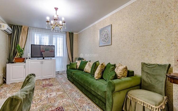 3-комнатная квартира, 96 м², 9/16 этаж, Абая 8 за ~ 32 млн 〒 в Нур-Султане (Астана), Сарыарка р-н