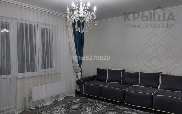 2-комнатная квартира, 64 м², 4/6 этаж, мкр Кокжиек 38 за 22.5 млн 〒 в Алматы, Жетысуский р-н
