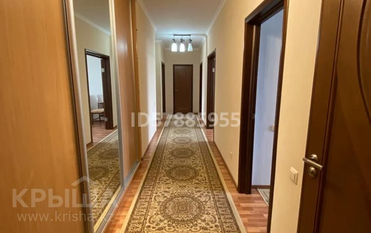 4-комнатная квартира, 100 м², 9/10 этаж, Ш.Кудайбердиулы 28 за 30.5 млн 〒 в Нур-Султане (Астана), Алматы р-н