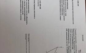 Участок 0.5086 га, мкр Пришахтинск, Октябрьский район, учетный квартал 018 за 35 млн 〒 в Караганде, Октябрьский р-н