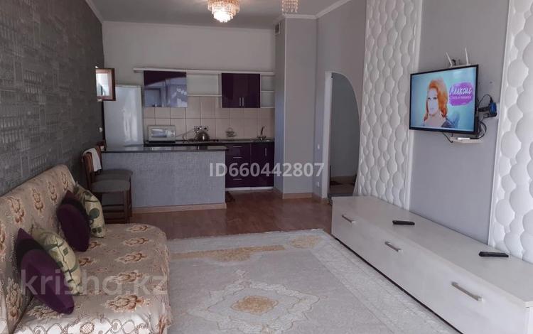 1-комнатная квартира, 68 м², 5/20 этаж по часам, Каирбекова 37 — Гоголя за 1 500 〒 в Алматы, Медеуский р-н