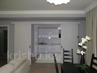 3-комнатная квартира, 128 м², 4/12 этаж, мкр Орбита-3, Рыскулбекова — Саина за 56 млн 〒 в Алматы, Бостандыкский р-н — фото 15