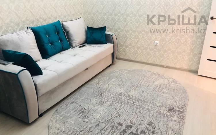 1-комнатная квартира, 55 м², 12/24 этаж посуточно, Туркестан 14А — Орынбор за 8 000 〒 в Нур-Султане (Астана), Есиль р-н