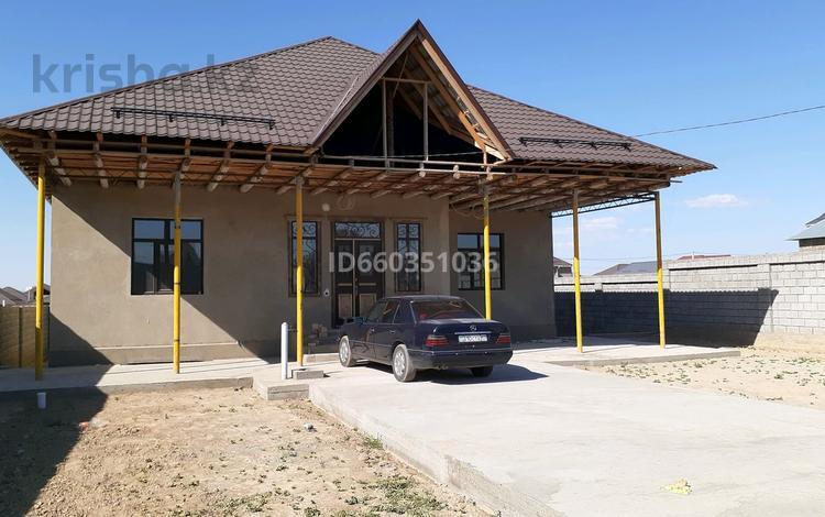 5-комнатный дом, 274.4 м², 8 сот., Тассай 1311 за 28 млн 〒 в Шымкенте, Каратауский р-н