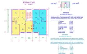 4-комнатная квартира, 104.9 м², 2/3 этаж, Наурызбайский р-н, мкр Таусамалы за ~ 42 млн 〒 в Алматы, Наурызбайский р-н