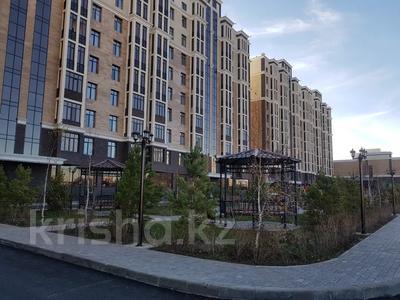 4-комнатная квартира, 130 м², 6/10 этаж, Ильяса Омарова 27 — Кайыма Мухамедханова за 37.5 млн 〒 в Нур-Султане (Астана), Есильский р-н