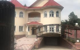 7-комнатный дом помесячно, 650 м², 10 сот., мкр Горный Гигант — Жамакаева за 2 млн 〒 в Алматы, Медеуский р-н
