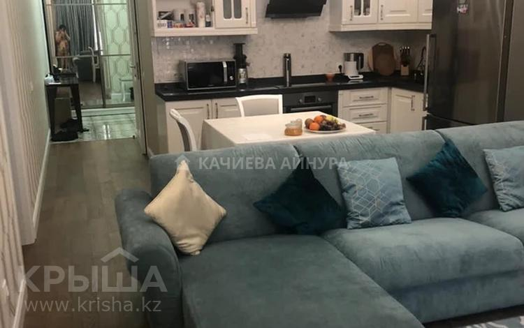 2-комнатная квартира, 80 м², 6/7 этаж, Омаровой за 53 млн 〒 в Алматы, Медеуский р-н