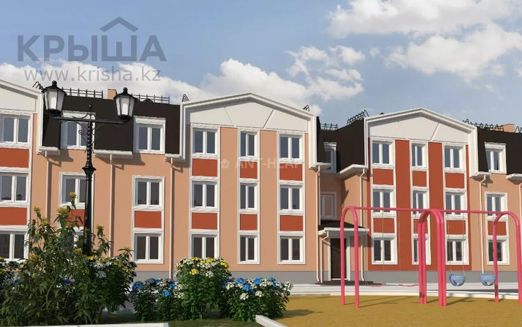 1-комнатная квартира, 38.9 м², 3/3 этаж, Коргалжынское шоссе 43 — Исатай батыра за ~ 7.4 млн 〒 в Нур-Султане (Астана), Есиль р-н