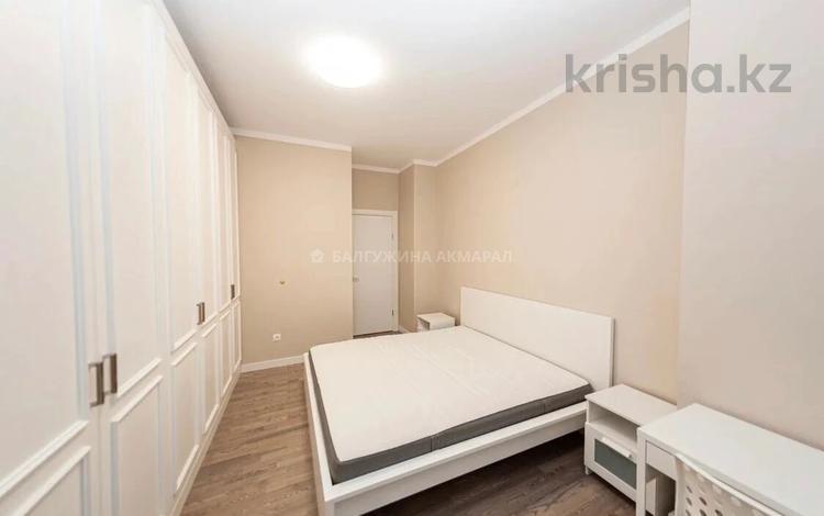 3-комнатная квартира, 80 м², 2/8 этаж, Улы Дала 6/1 — Сауран за 43 млн 〒 в Нур-Султане (Астана), Есиль р-н