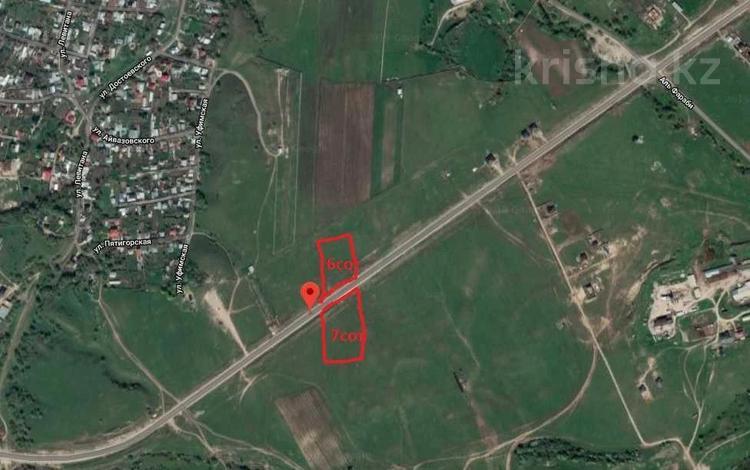 Участок 56 соток, Абылай хана за 19.6 млн 〒 в Талгаре