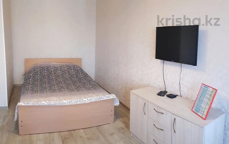 1-комнатная квартира, 33 м², 4/5 этаж посуточно, Кабанбай батыра 114 — Бурова за 6 000 〒 в Усть-Каменогорске