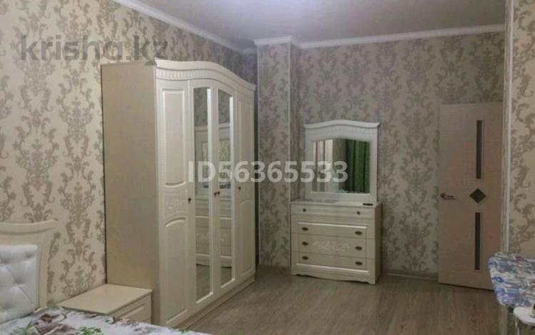 1-комнатная квартира, 45 м², 9/10 этаж посуточно, Кабанбай батыра 42 — Сыганак за 6 000 〒 в Нур-Султане (Астана), Есиль р-н