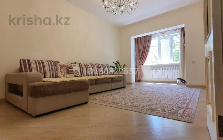 4-комнатная квартира, 74.6 м², 3/5 этаж, мкр Север , Мкр Север 7 за 26.5 млн 〒 в Шымкенте, Енбекшинский р-н