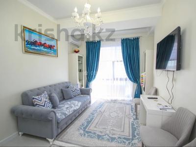 4-комнатная квартира, 120 м², 6/8 этаж, Гагарина за 73 млн 〒 в Алматы, Бостандыкский р-н — фото 4