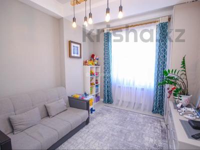 4-комнатная квартира, 120 м², 6/8 этаж, Гагарина за 73 млн 〒 в Алматы, Бостандыкский р-н — фото 5