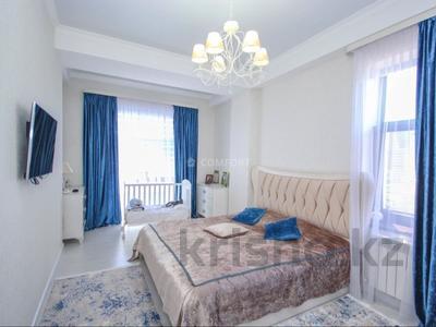 4-комнатная квартира, 120 м², 6/8 этаж, Гагарина за 73 млн 〒 в Алматы, Бостандыкский р-н