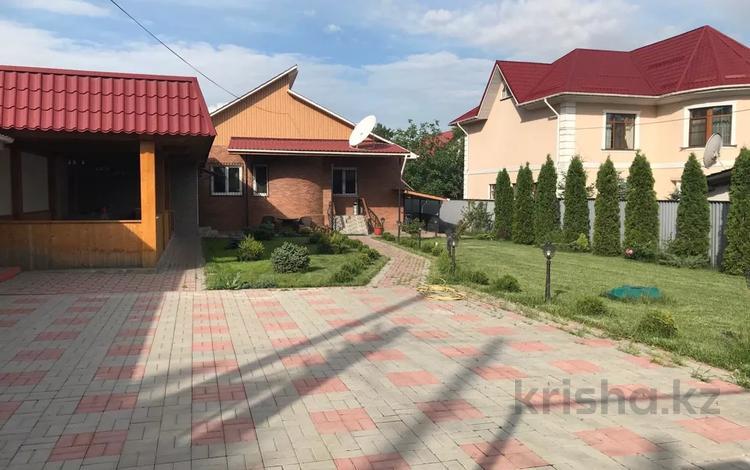 6-комнатный дом, 250 м², 9.5 сот., мкр Горный Гигант — Карибжанова за 134.5 млн 〒 в Алматы, Медеуский р-н