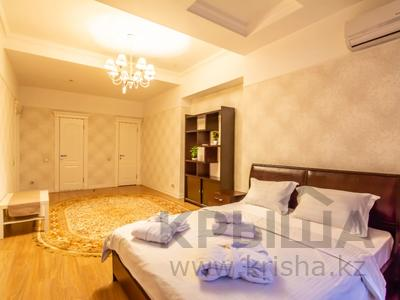 3-комнатная квартира, 110 м², 4/20 этаж помесячно, Аль-Фараби 21 — Каратаева за 550 000 〒 в Алматы — фото 23