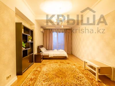 3-комнатная квартира, 110 м², 4/20 этаж помесячно, Аль-Фараби 21 — Каратаева за 550 000 〒 в Алматы — фото 25
