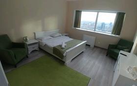 1-комнатная квартира, 42 м², 36/36 этаж посуточно, Достык 5 за 8 500 〒 в Нур-Султане (Астана), Есиль р-н