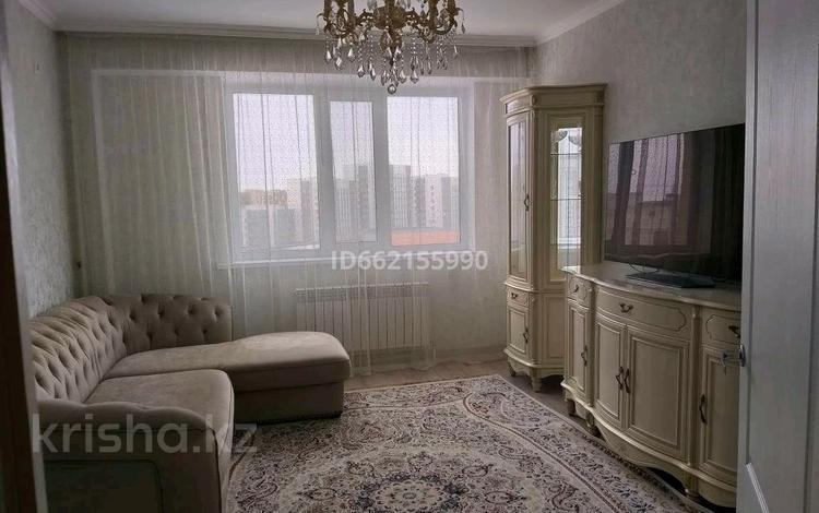 3-комнатная квартира, 86.1 м², 8/14 этаж, Мухамедханова 17/1 за 33 млн 〒 в Нур-Султане (Астана), Есиль р-н