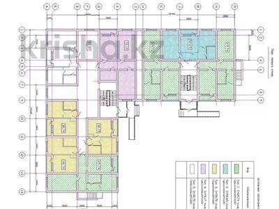 2-комнатная квартира, 61.71 м², 29а мкр, 29а мкр за ~ 4.9 млн 〒 в Актау, 29а мкр — фото 4