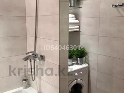 1-комнатная квартира, 48 м², 4/6 этаж посуточно, Кабанбай батыра 58Б за 10 000 〒 в Нур-Султане (Астана), Есиль р-н — фото 11