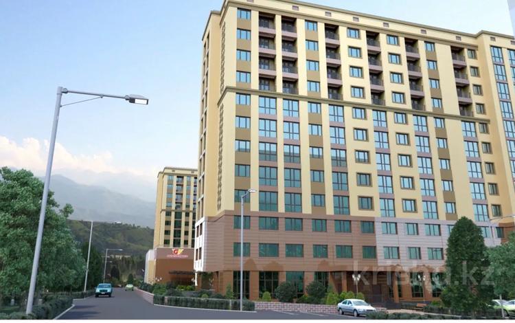 2-комнатная квартира, 61.6 м², Торайгырова — Мустафина за ~ 32.5 млн 〒 в Алматы, Бостандыкский р-н