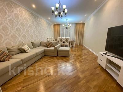 3-комнатная квартира, 112.2 м², 3/13 этаж, Розыбакиева — Левитана за 71 млн 〒 в Алматы, Бостандыкский р-н