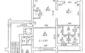 5-комнатная квартира, 180 м², 9/9 этаж, мкр 12, Мкр 12 21В за ~ 45 млн 〒 в Актобе, мкр 12
