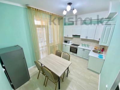 2-комнатная квартира, 80 м², 3/16 этаж посуточно, Алиби Жангелдин 67 за 25 000 〒 в Атырау