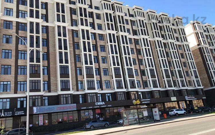 1-комнатная квартира, 33 м², 5/10 этаж помесячно, И.Омаров 27 — Мухадехонова за 80 000 〒 в Нур-Султане (Астана), Есиль р-н