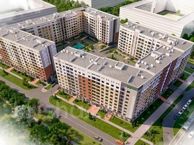 3-комнатная квартира, 86.44 м², 7/10 этаж, Нажимеденова — А51 за ~ 21.6 млн 〒 в Нур-Султане (Астана), Алматы р-н
