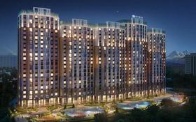 2-комнатная квартира, 73 м², 14/21 этаж, Варламова 33 за 27.2 млн 〒 в Алматы, Алмалинский р-н