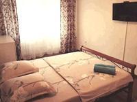 1-комнатная квартира, 33 м² посуточно, мкр Орбита-4 18 — Мустафина за 6 000 〒 в Алматы, Бостандыкский р-н