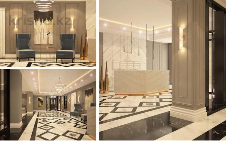 3-комнатная квартира, 153.51 м², мкр. Дарын уч. 55 за ~ 110.1 млн 〒 в Алматы, Бостандыкский р-н
