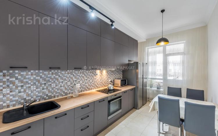 3-комнатная квартира, 82.2 м², 8/8 этаж, Кабанбай батыра 60 за 46 млн 〒 в Нур-Султане (Астане), Есильский р-н